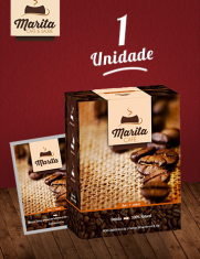 Café Marita Caixa (30 sachês de 3,6 g)