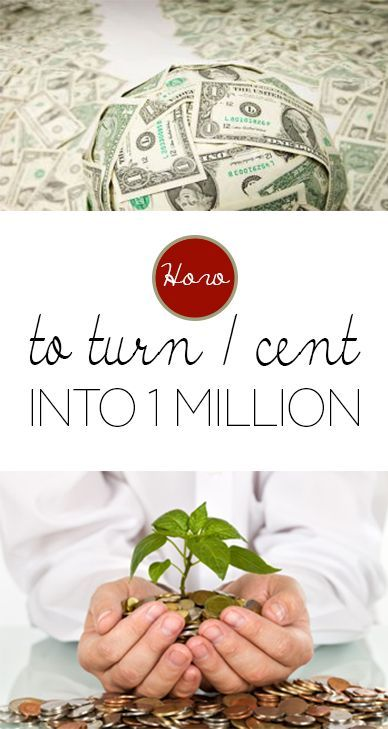 million dollars without investment cent