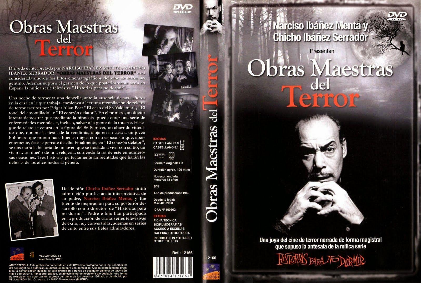 Obras Maestras Del Terror 1960 Descargar Y Ver Online Película