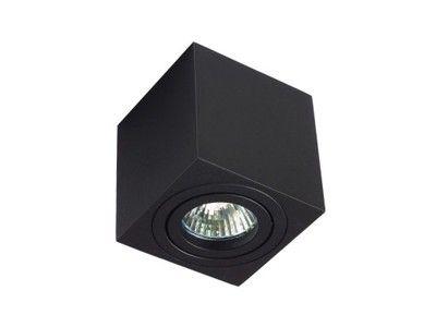 Oprawa Natynkowa Kwadrat Gu10 Mr16 Duce 103 Czarna Lamp Electronic Products Decor