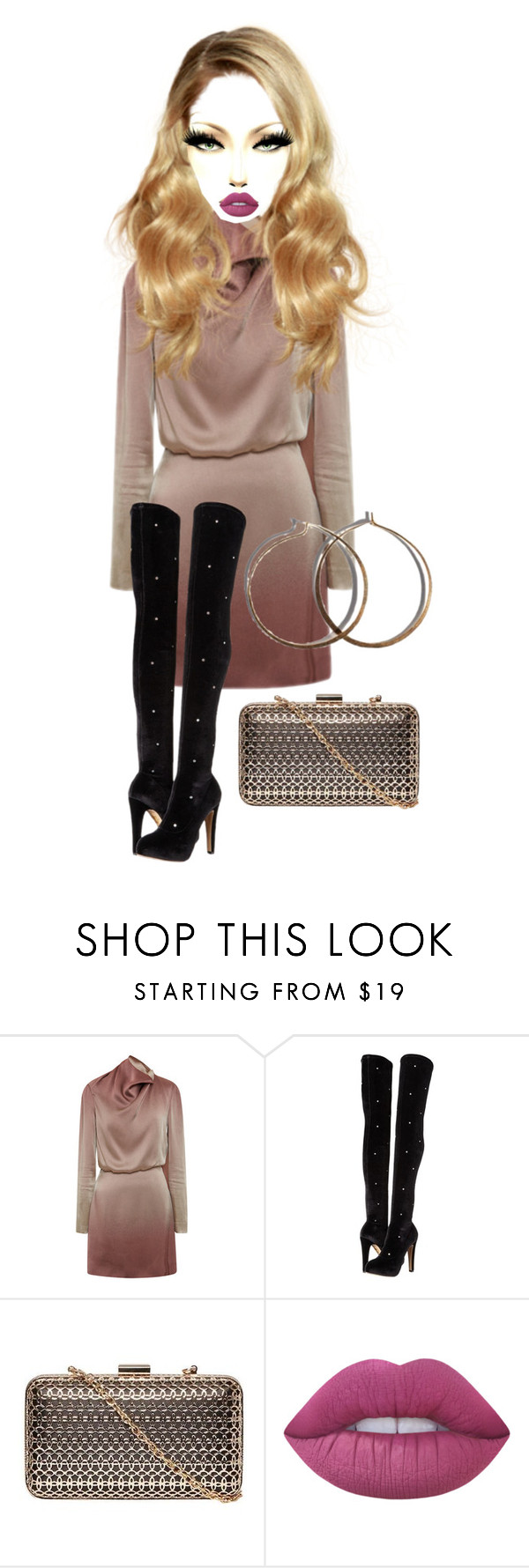 """Untitled #6430"" by mrsmayweather ❤ liked on Polyvore featuring Blumarine, Charlotte Olympia, Dorothy Perkins and Garance Doré"