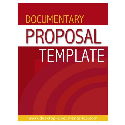 Documentary Proposal Template Filming Pinterest Proposal