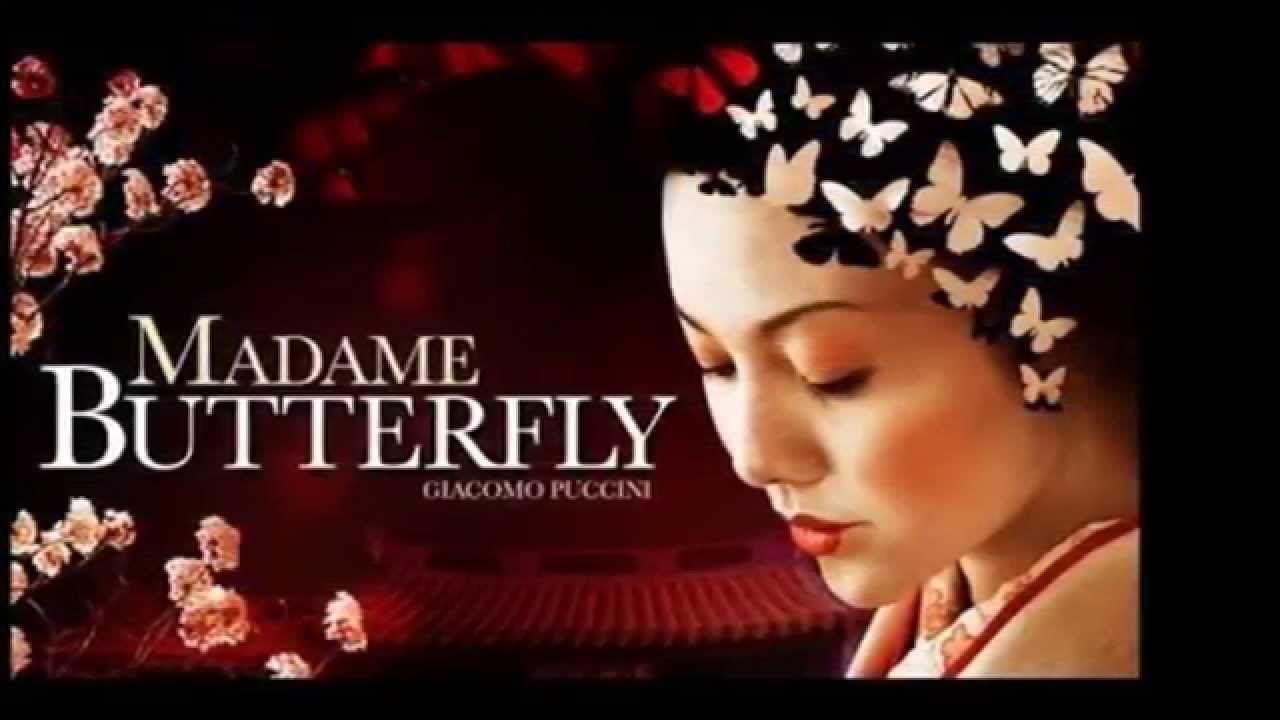 MADAME BUTTERFLY -Humming chorus  ( coro susurrante) | MUSIC , NOT