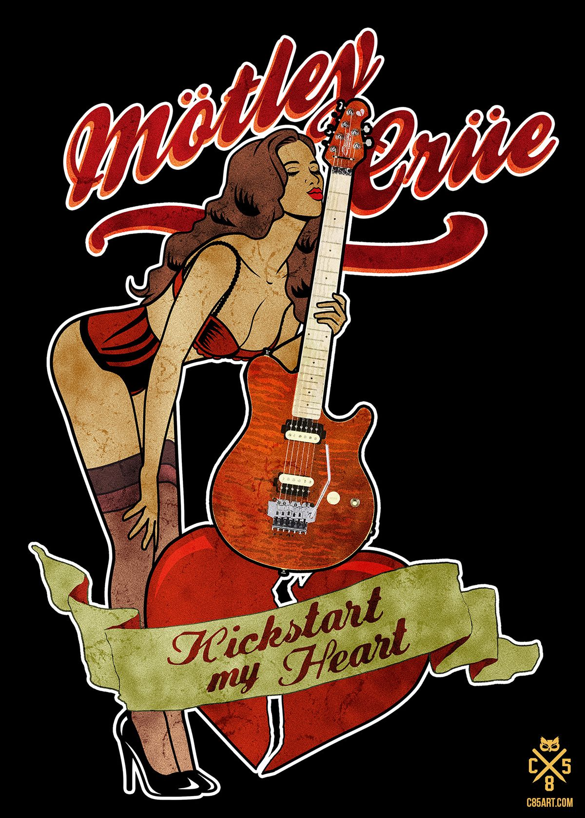 Pin by Magnificent Blue Water on (POSTERS) ROCK & ROLL