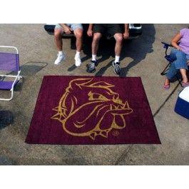 Minnesota Duluth Umd Bulldogs 5x6 Indoor Outdoor Tailgate Area Rug Mat Carpet Baltimore Orioles Orioles Rugs On Carpet