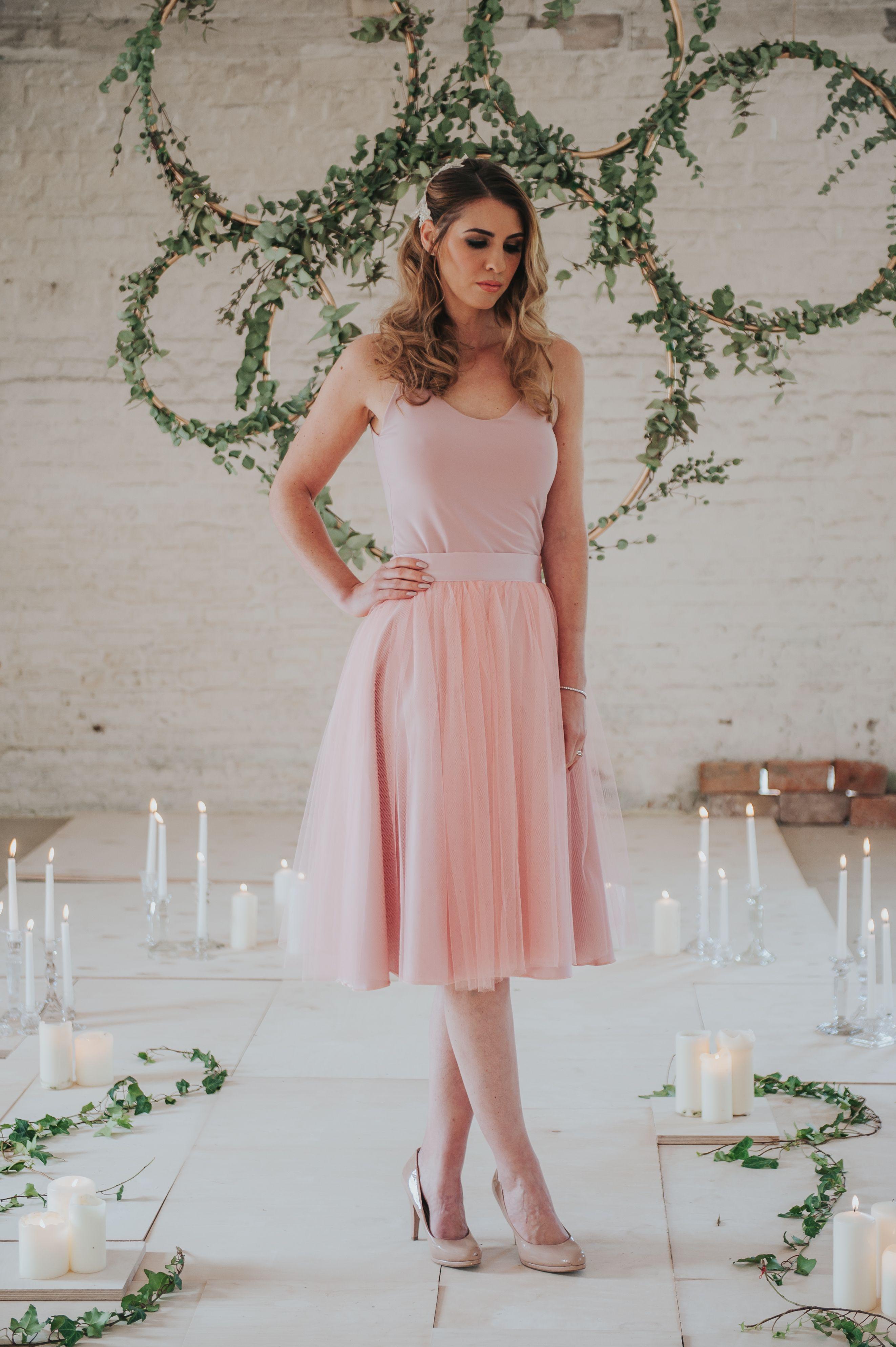 15+ Pink dress for wedding guest uk information
