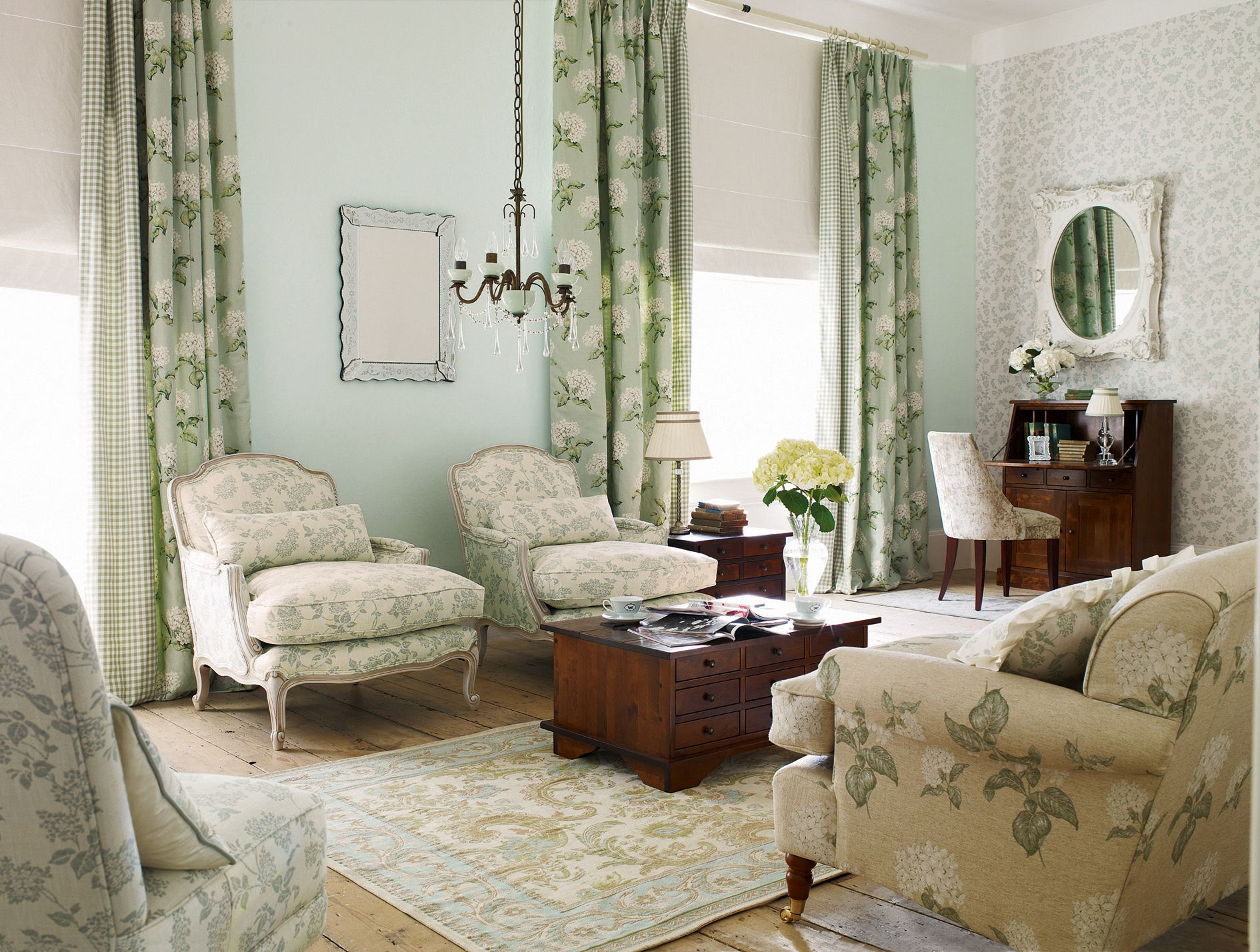 Image Credit: Laura Ashley | Country style furniture, Laura ...
