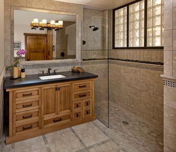 Dover Vista Asian Bathroom Santa Barbara By Jack N Tool