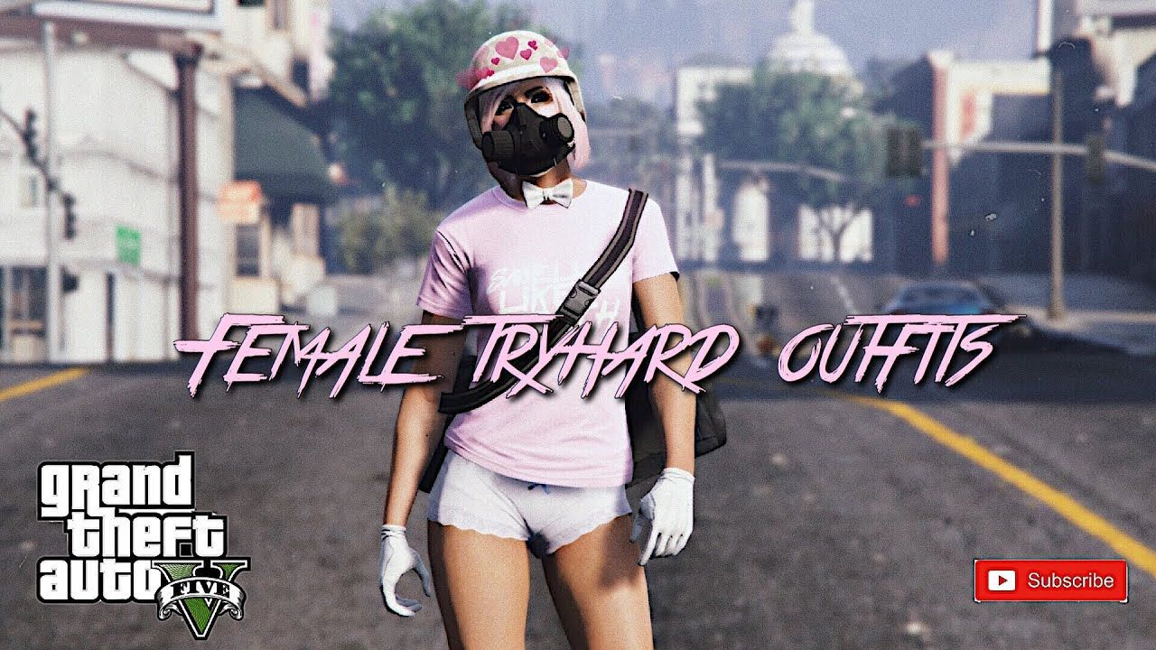Gta 5 Outfits Female Pink Gta 5 Outfits Female Online Clothing Gta Online Gta