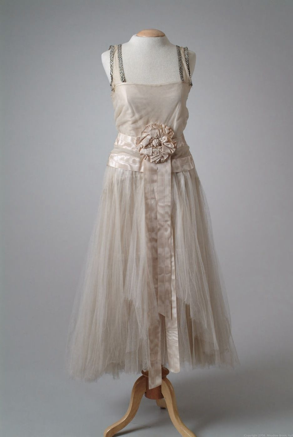 Callot Soeurs - 1923 - The Meadow Brook Hall Historic Costume Collection