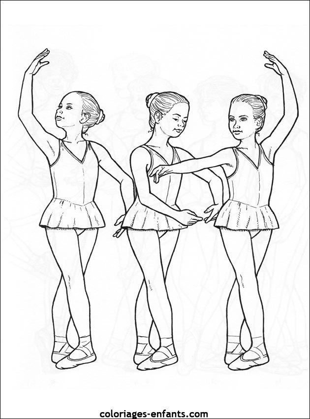Coloriage Studio Danse.Coloriage De Danse A Imprimer Sur Coloriages Enfants Com Bella