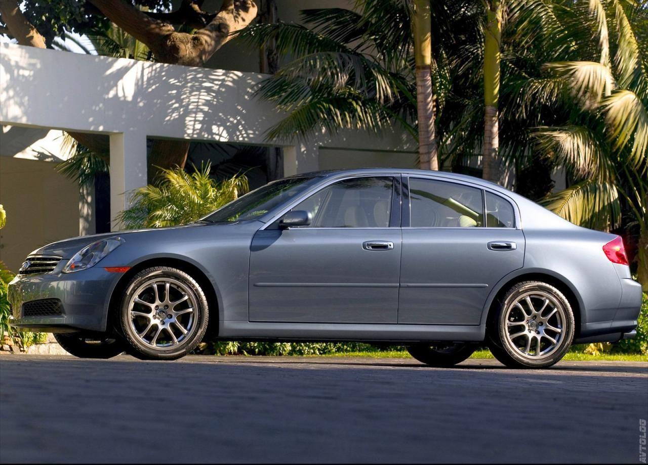 2005 Infiniti G35 Sport Sedan Sports sedan, Infiniti, Sedan