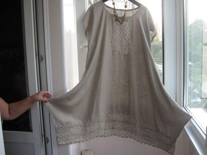 Шьем платье в стиле бохо своими руками