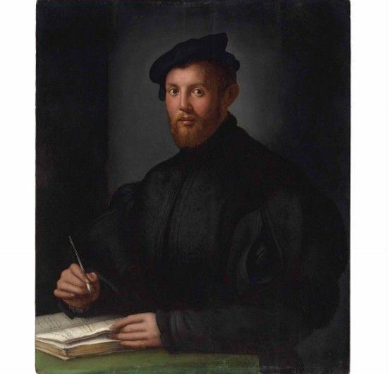 Agnolo Bronzino's Portrait of a Young Man makes $9.1m
