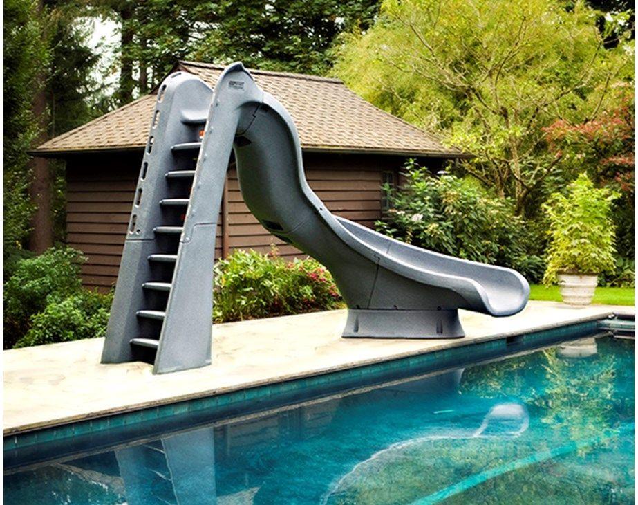 SR Smith TurboTwister Pool Slide pool slides Pinterest