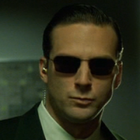 be33eb3e97 Agent Jackson was a cohort of Johnson and Thompson. Matrix Film
