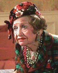 Grace, she died 30 years ago. The b l e s s i n g! I pledge ...