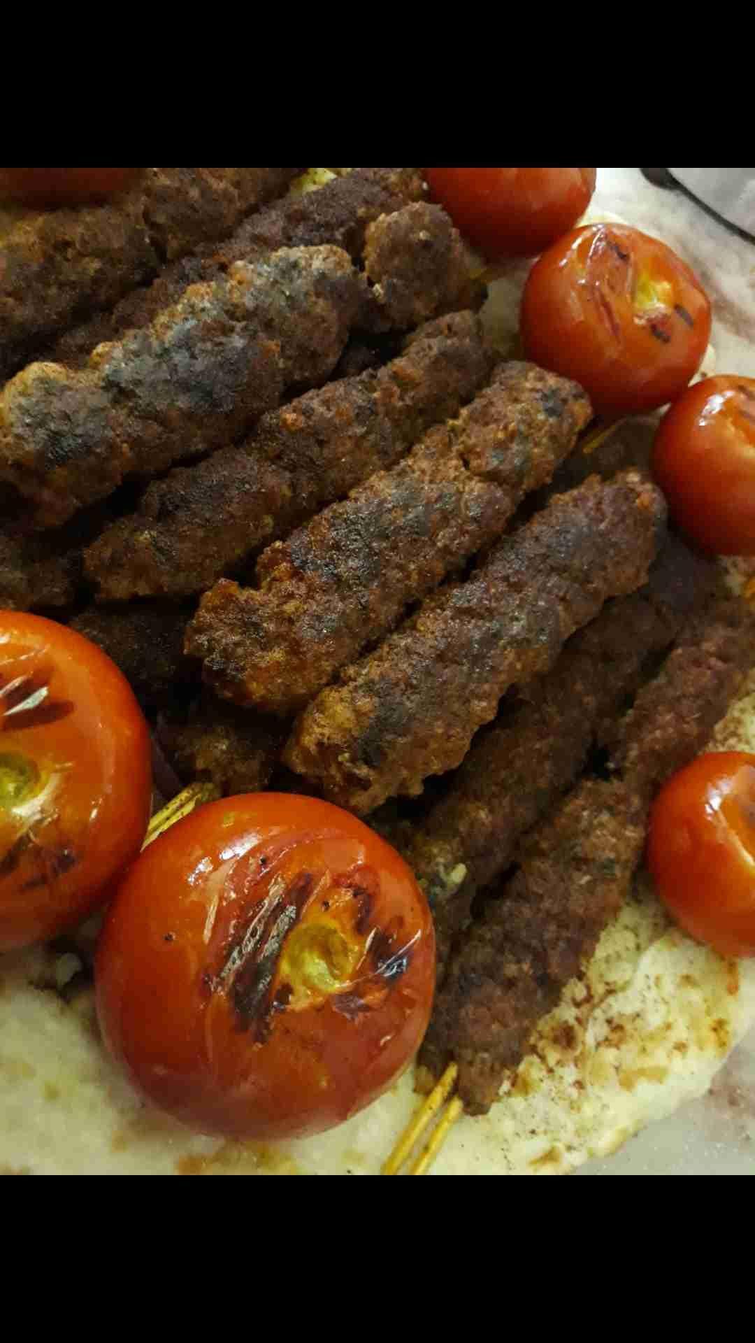 الكباب العراقي المشوي اللذيذ الطريقة الثانية ملكة الأكلات العراقية زاكي Recipe Food Traditional Food Cooking