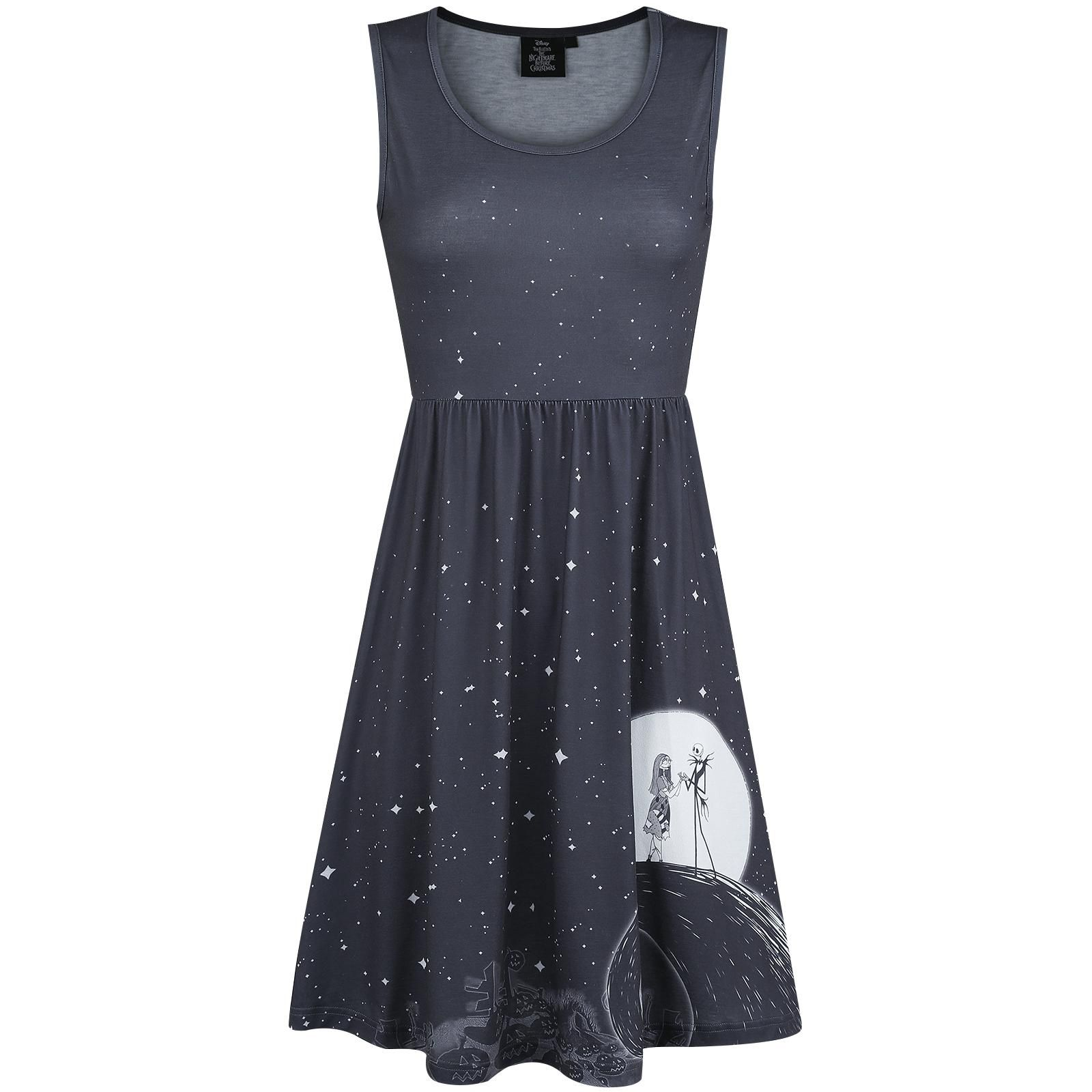 Moon & Stars - Medium-length dress by The Nightmare Before ...