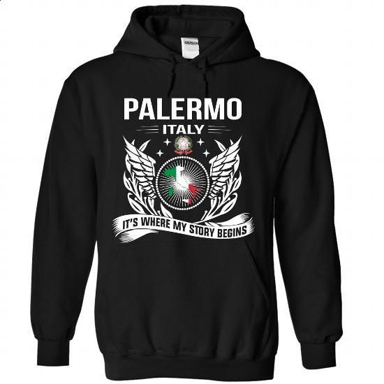 Palermo - Its Where My Story Begins! - #gift card #cool hoodie