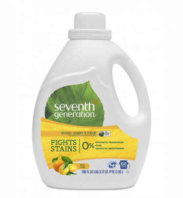 Laundry Natural Laundry Detergent Seventh Generation Laundry