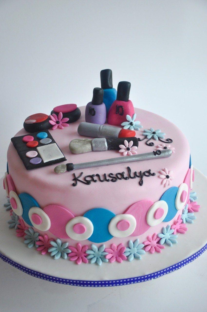 25+ Wonderful Photo of 10 Year Old Birthday Cakes Makeup