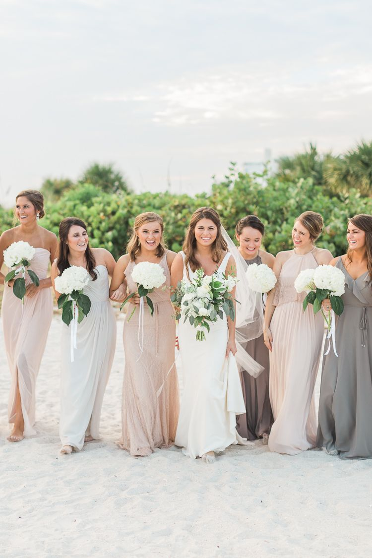 Destination Beach Wedding At The Post Card Inn Beach Wedding