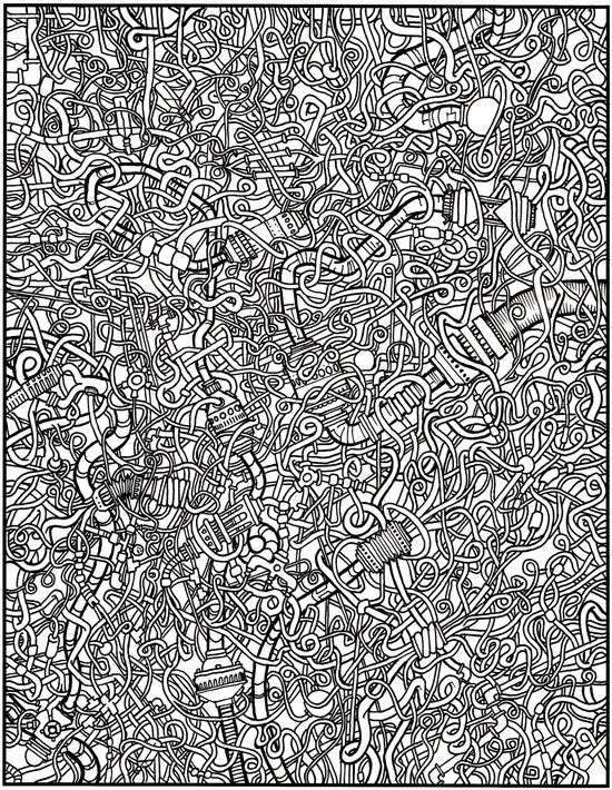 A Series of Tubes Art Print