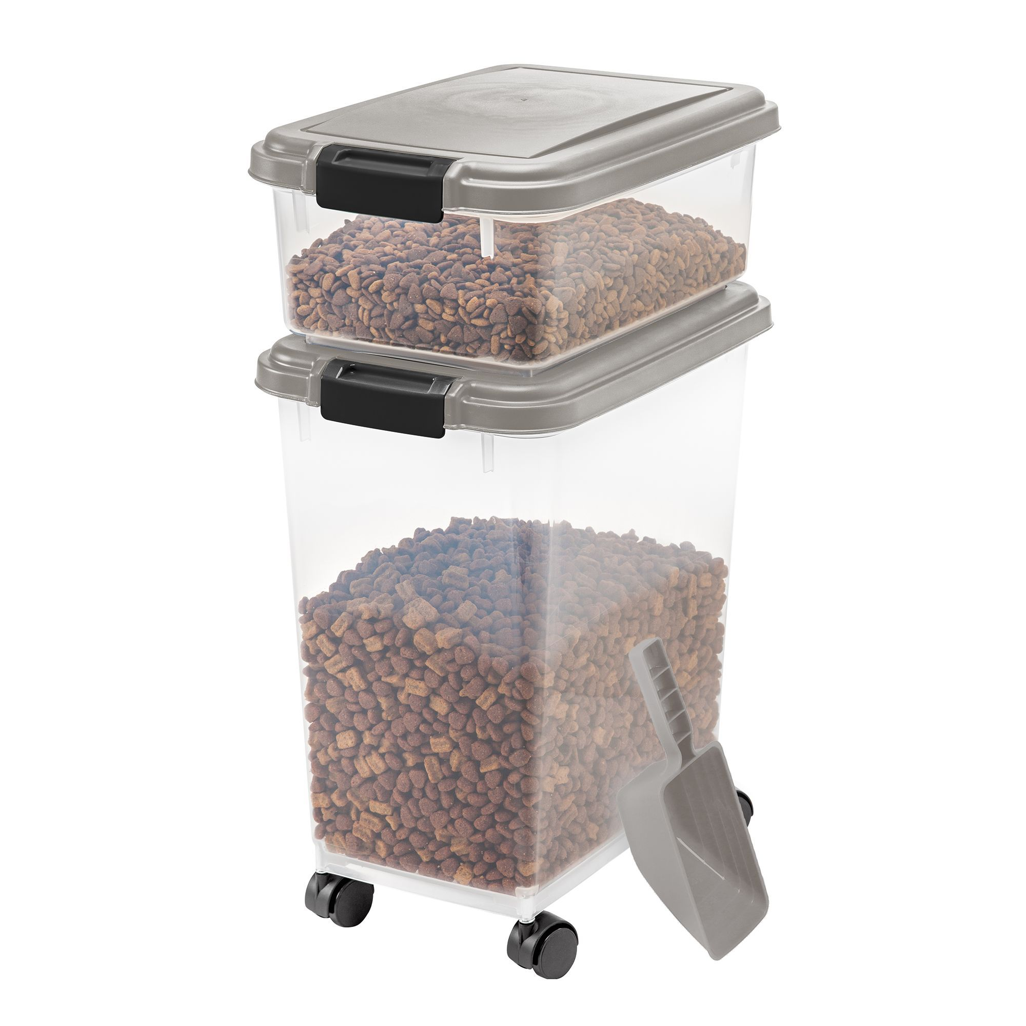 Iris Airtight Pet Food Storage Combo With Scoop In 2020 Pet Food