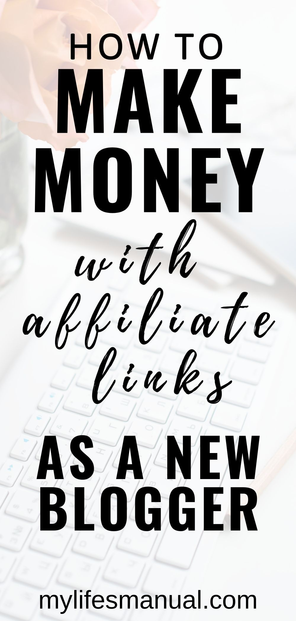 Pin on How to make money blogging for beginners