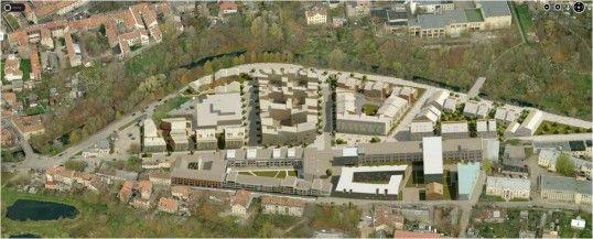 Vilniaus architektūros parkas - Teritorijos Aukštaičių ir Paupio g. DP