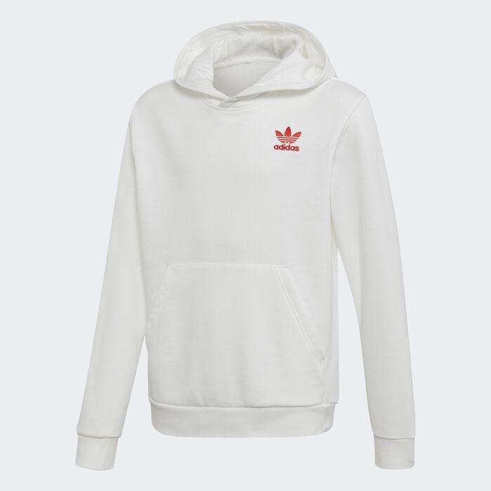 Kids White Hoodies & Sweatshirts | adidas US