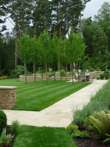Garden Designers In Surrey Case Study Garden Rooms Garden Design Outdoor Landscaping Easy Landscaping