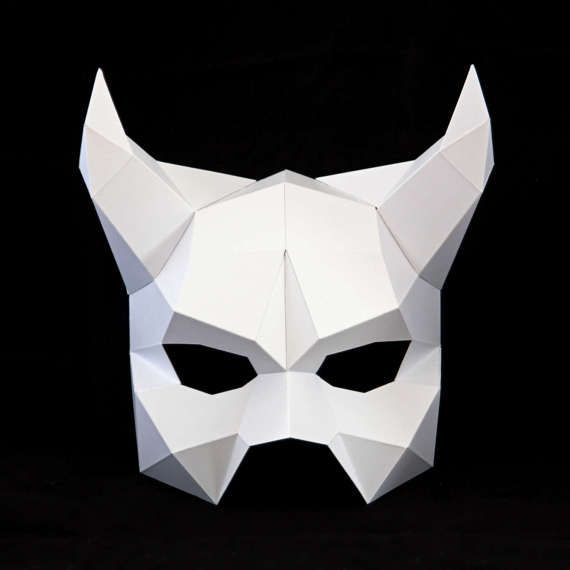 Card Masks To Decorate Do You Want To Create Something Different And Impress At A Party