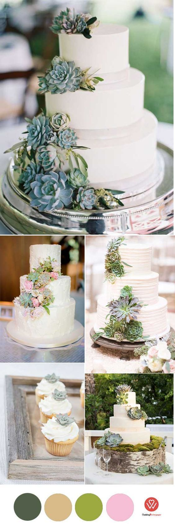 Elegant rustic wedding cake dorty pinterest wedding wedding