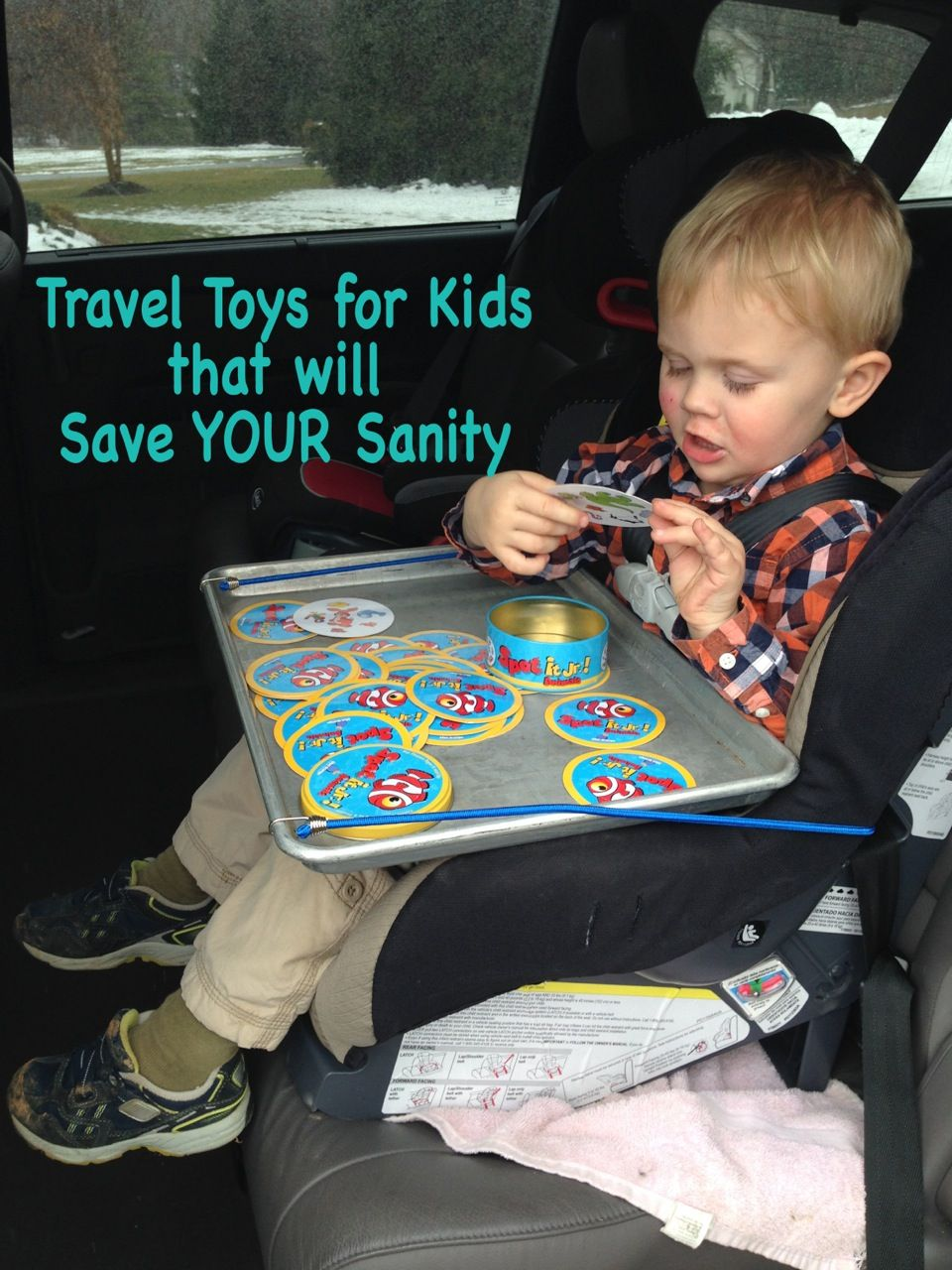 Traveling with a child: what is useful on the road