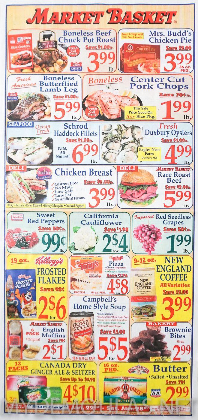 Market Basket Weekly Circular January      HttpWww
