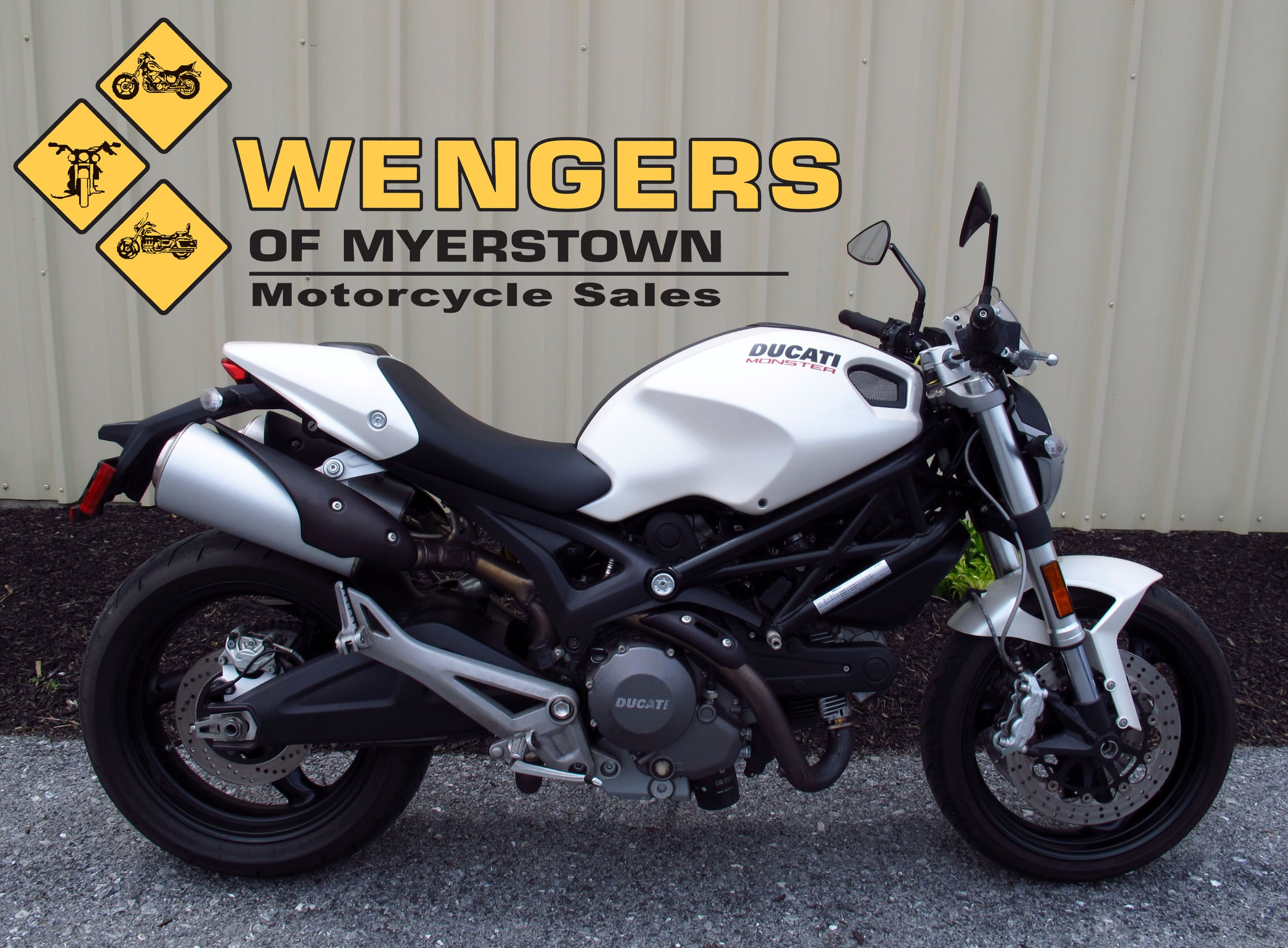 Wengers Of Myerstown >> Ducati Monster 696 Motorcycles for sale at Wengers of ...