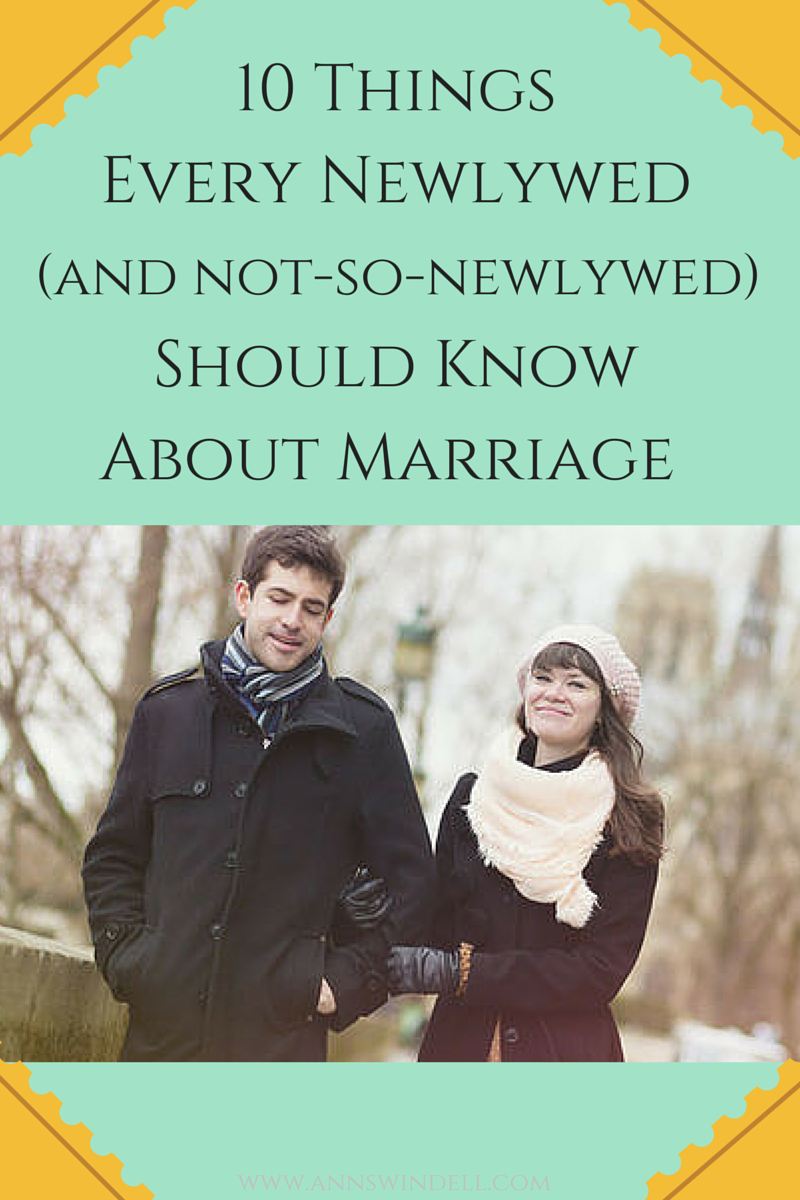 Godly, amazing thoughts for everyone who is married or wants to be married!