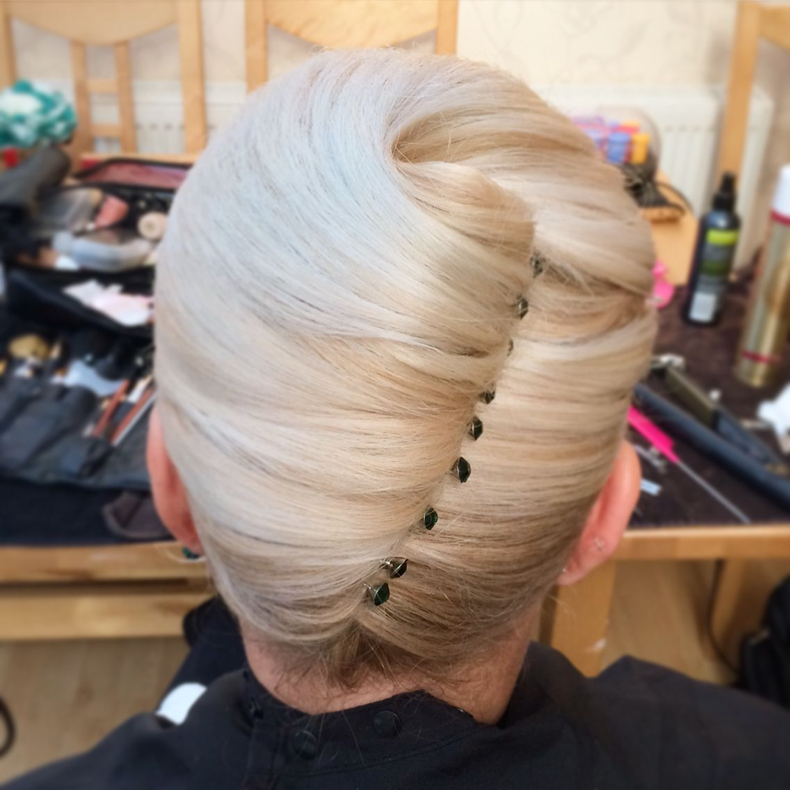 Wedding Hairstyle Roll: Roll Hairstyle, Up Hairstyles