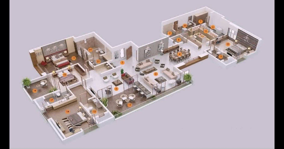 Best Of 4 Bedroom House Plan House Plans Free Download in ...