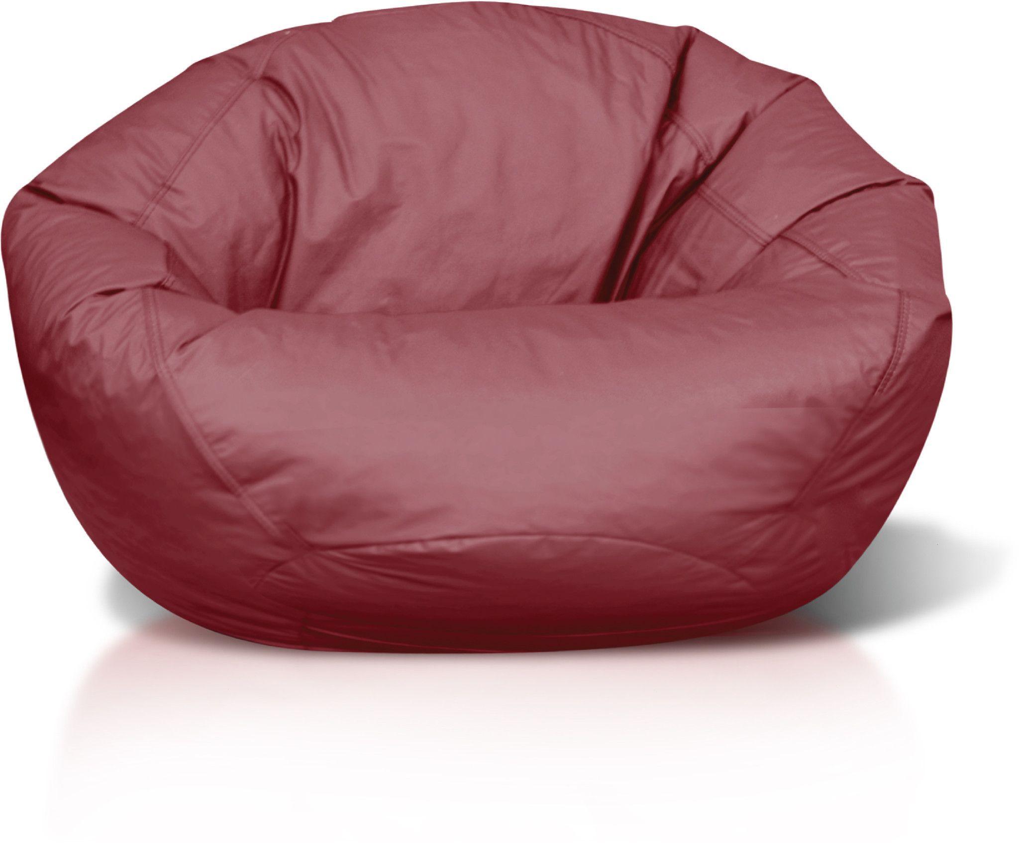 Brilliant Jordan Manufacturing Co Classic Small Bean Bag Burgundy Lamtechconsult Wood Chair Design Ideas Lamtechconsultcom