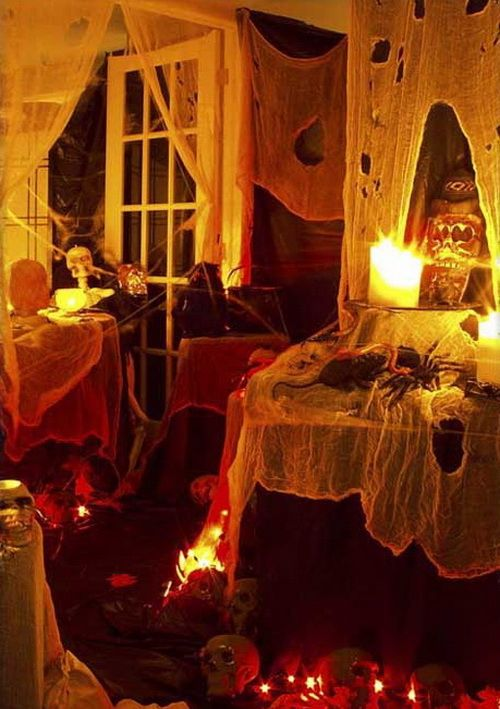 Halloween Haunted House Set up Witch\u0027s Brew! Pinterest - halloween decorations haunted house