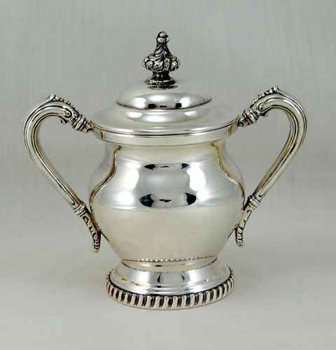 The Silver Sugar Bowl