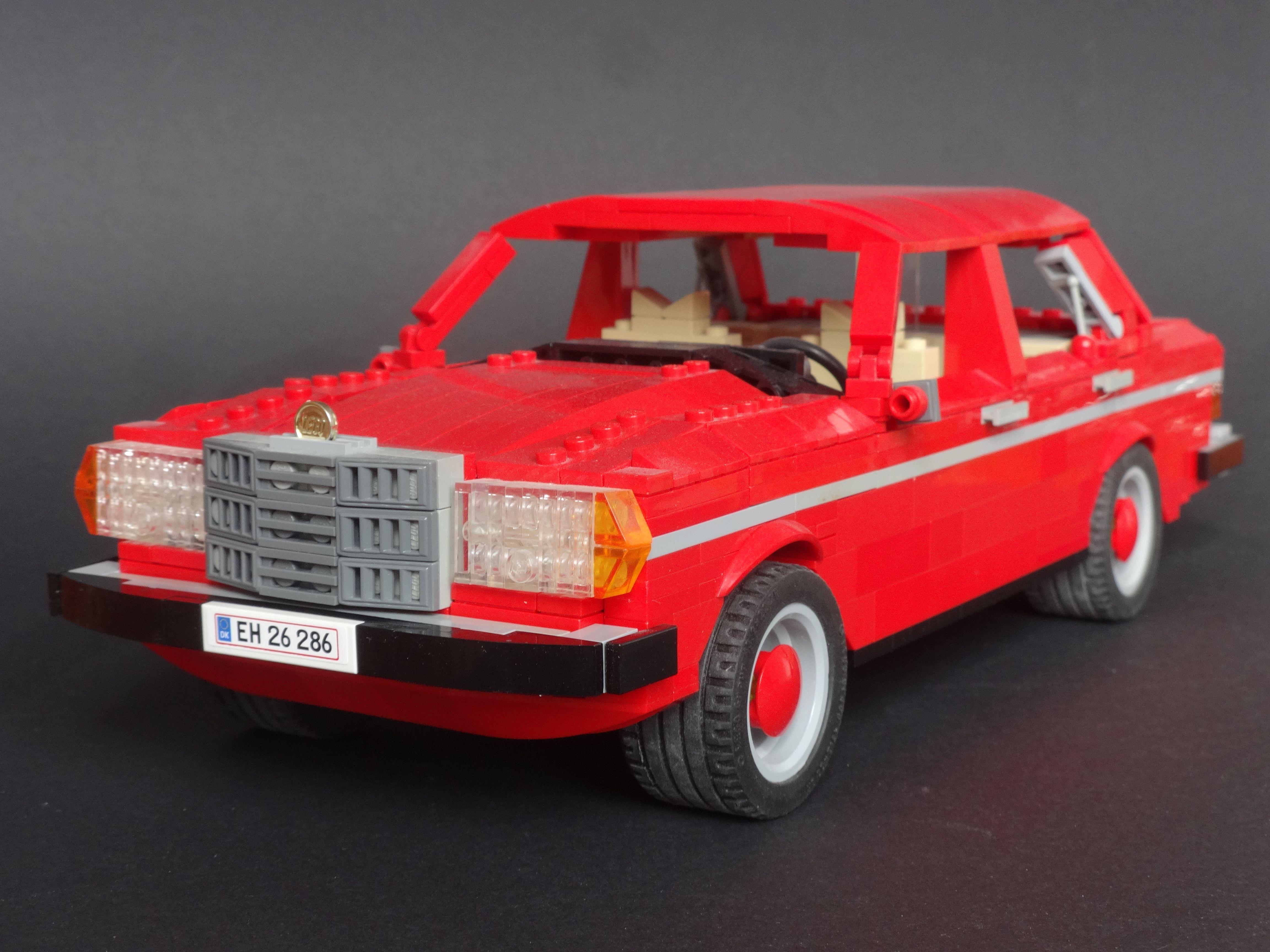 lego mercedes w123 lego autohof pinterest lego lego technic and lego vehicles. Black Bedroom Furniture Sets. Home Design Ideas
