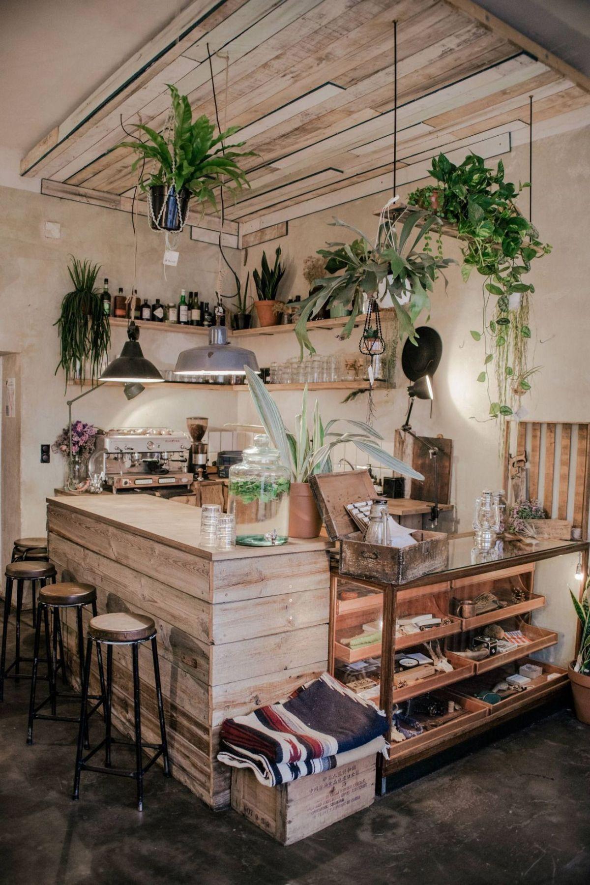 Coffee shop decorating ideas 63 - We Otomotive Info