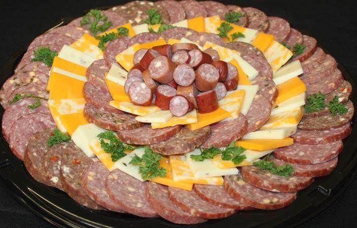 Food & Sausage_Cheese_Platter.jpg 703×450 pixel | Food 2. | Pinterest | Food
