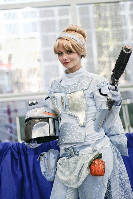 Star Wars Cinderella, photo by gamefan23 (Jason E.)