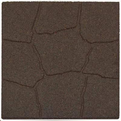 "Enviro Tiles ""Made from recycled rubber tires envirotile"