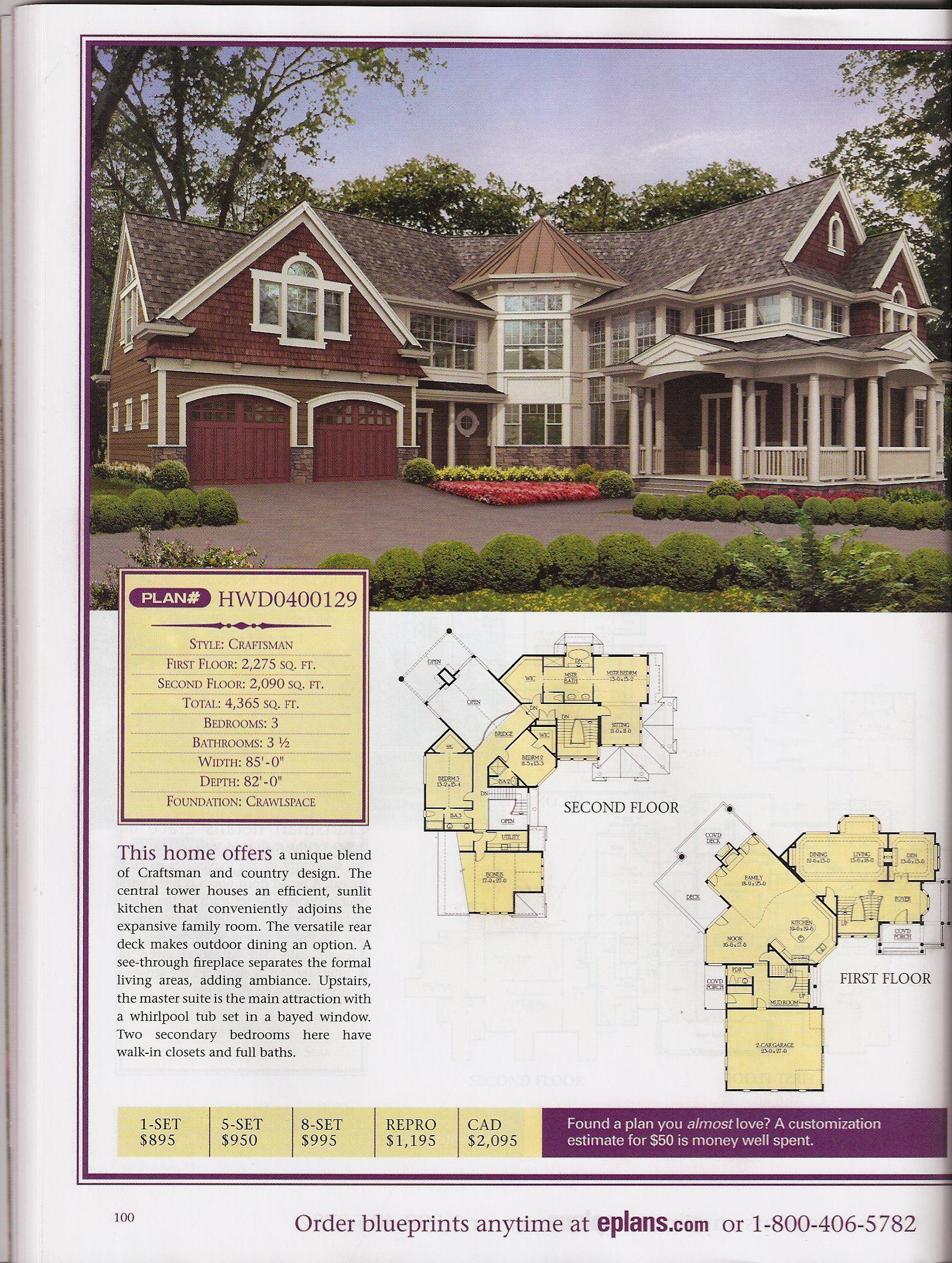Dream House Plan!!!!